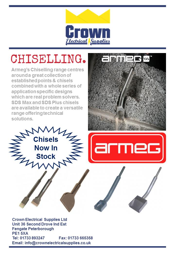 armeg-chisels